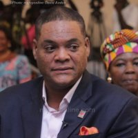 MR. IVOR GREENSTREET ETHNOCENTRIC COMMENTS MUST BE CONDEMN