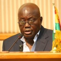 EC, Ghanaians in Charge of New Regions Creation-President Akufo-Addo