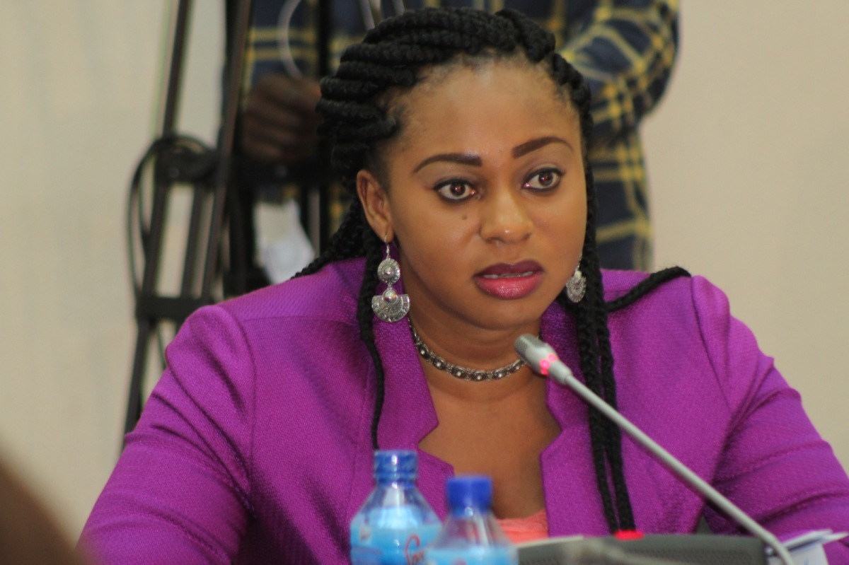 Nana Addo must be lauded as first President to enforce Procurement law-Hon.Adwoa Safo