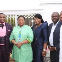 First Lady commends Bishop Adonteng Boateng