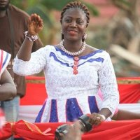 Ama Sey is a certified MP; Ghanaians must deal with it