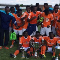 Attram de Visser Academy Wins Tourney In Holland