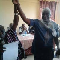 Faithful Club of Asante Kotoko Chairman elected as DCE