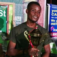 Prince Norgah Wins 2017 National Hunters Pool Tournament