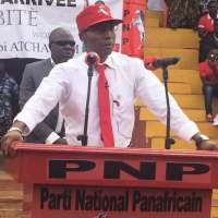 Togo's Opposition Leader vows to unseat Pres. Faure Gnyassingbe