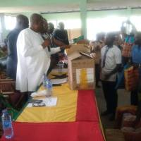 Hon. Francis Agboada reaches out to support Free SHS