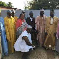 Anyaa-Sowutuom MP commends formation of Council of Zongo Chiefs in Ga Central