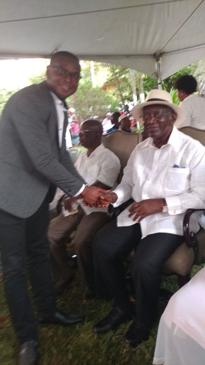 General Secretary Hopeful lauds President Kufuor on his 79th birthday