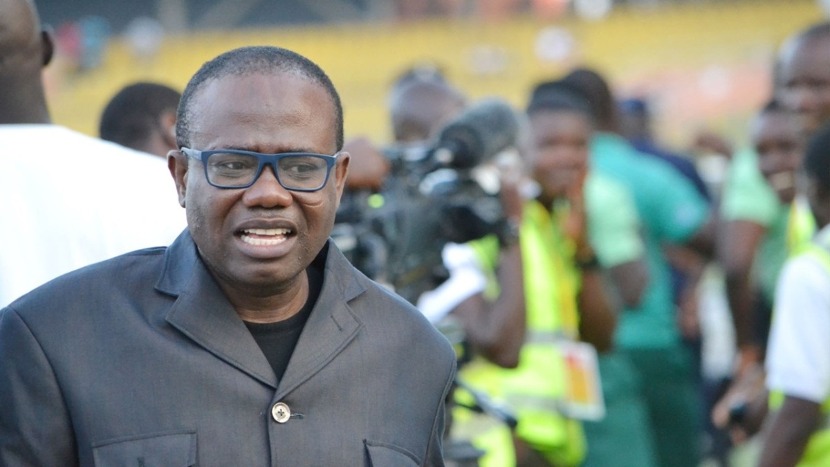 GFA Boss Reports to the CID on Arrival