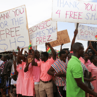 Stop endangering our Children under the Guise of Free SHS-Minority warns Gov't