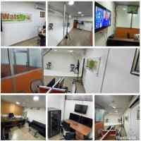 WatsUp TV outdoors new Office & Studio
