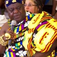 Aburihene Otoobour Gyan Kwasi II Mother Dies @ 108